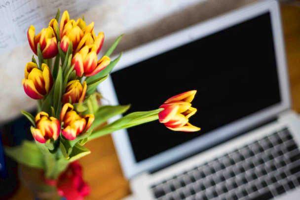 С 8 марта девушек на работе работа вебкам спб ежедневные выплаты